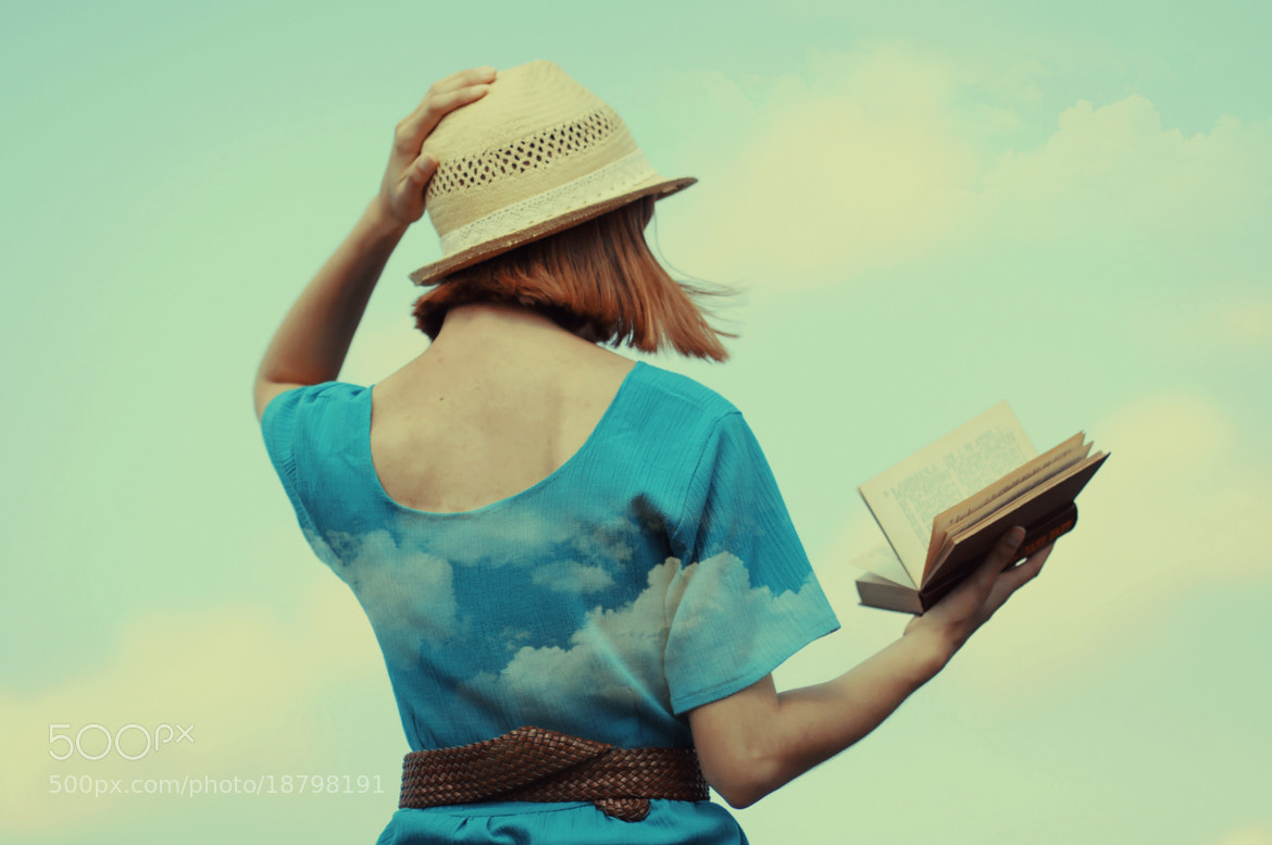 Photograph Books in the Sky I by Monika Macecevic on 500px