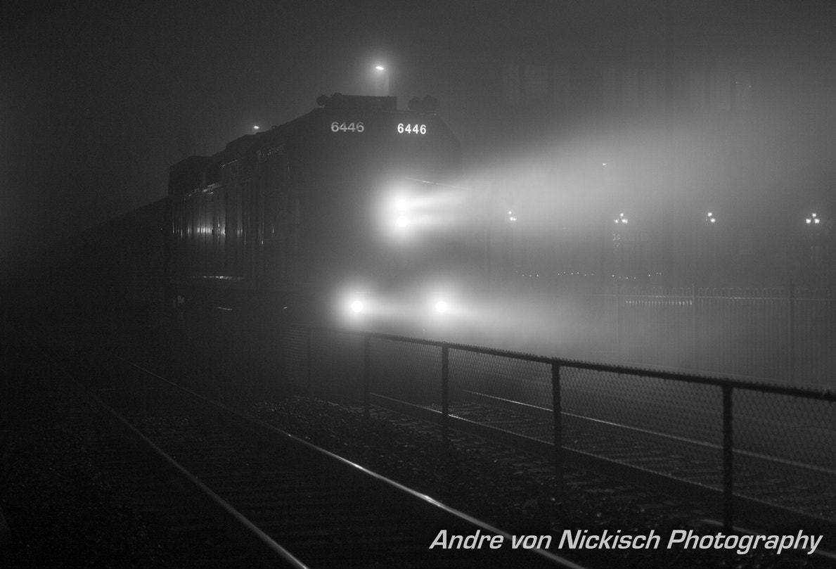 Photograph Coming out of the Fog!!! by Andre von Nickisch on 500px