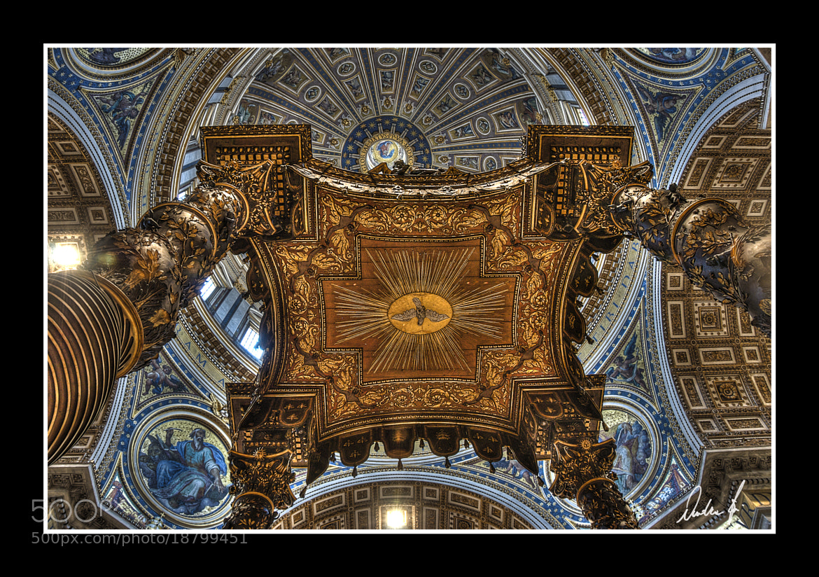 Photograph Saint Peter's Dome by Andrea Spallanzani on 500px