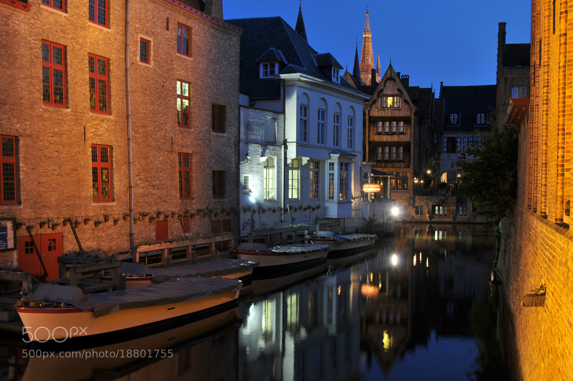 Photograph Bruges by Mahery Andrianaivoravelona on 500px