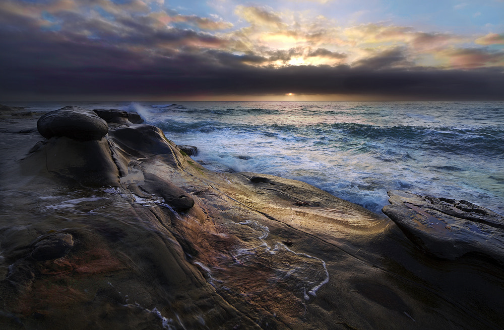 Photograph Golden Coast by Benjamin Hill on 500px