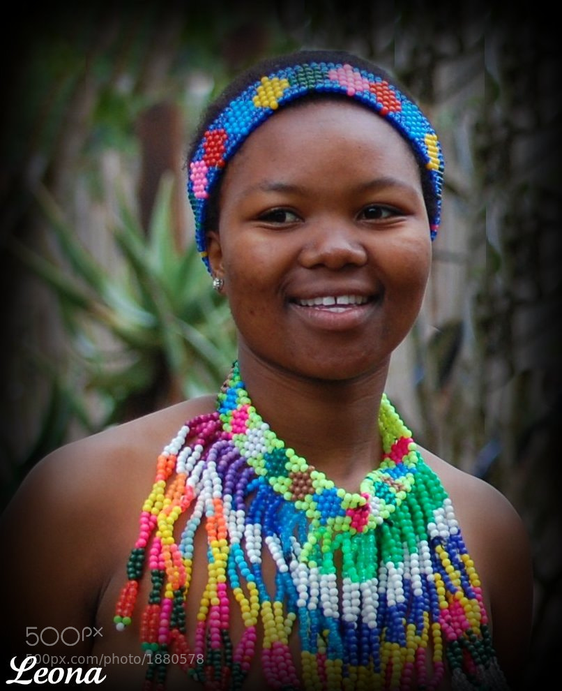 Photograph A young Zulu by Leona Biskie on 500px