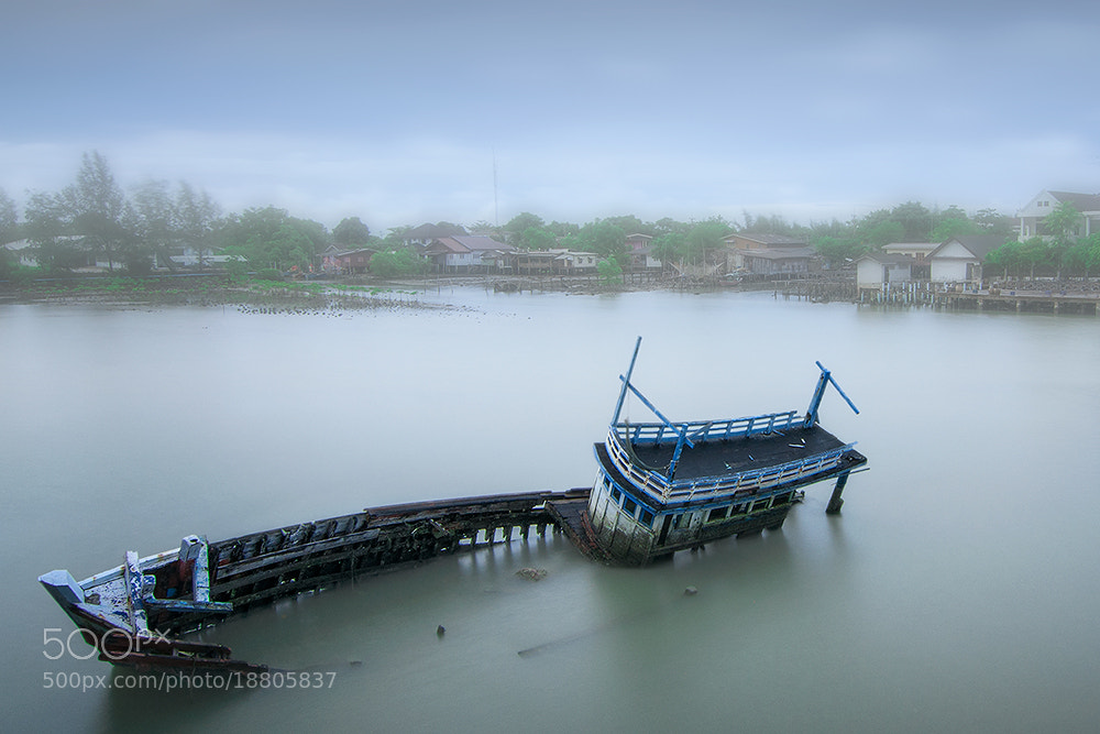 Photograph Ship in the Dream  by pick chon on 500px