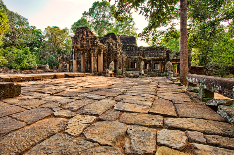 Photograph Bantei Kdei (Angkor National Park, Cambodia) by Michel Latendresse on 500px