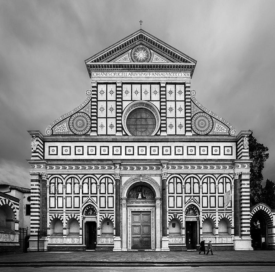 ..Basilica di Santa Maria Novella.. by Maurizio Mazzanti on 500px.com