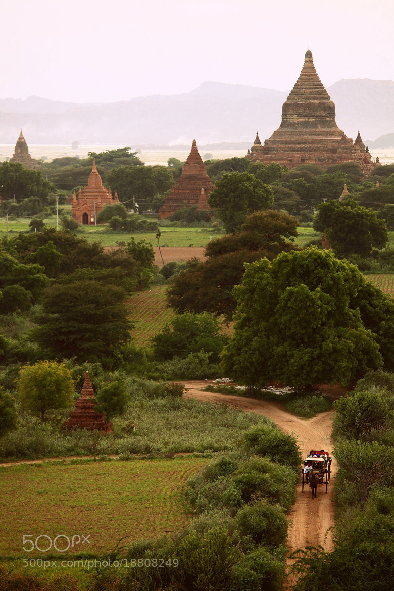 Photograph Bagan by Fan Yang on 500px