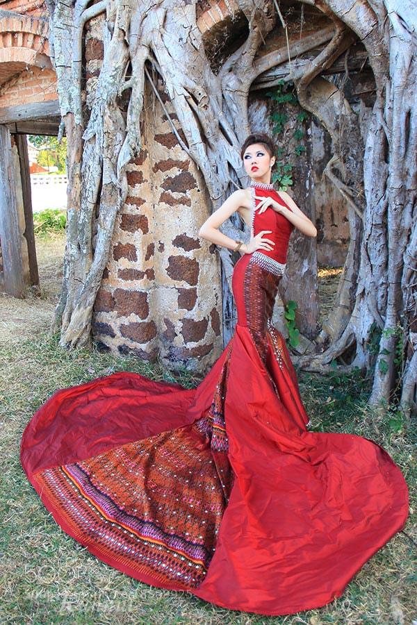 Photograph Thailand Silk by nakin nui on 500px