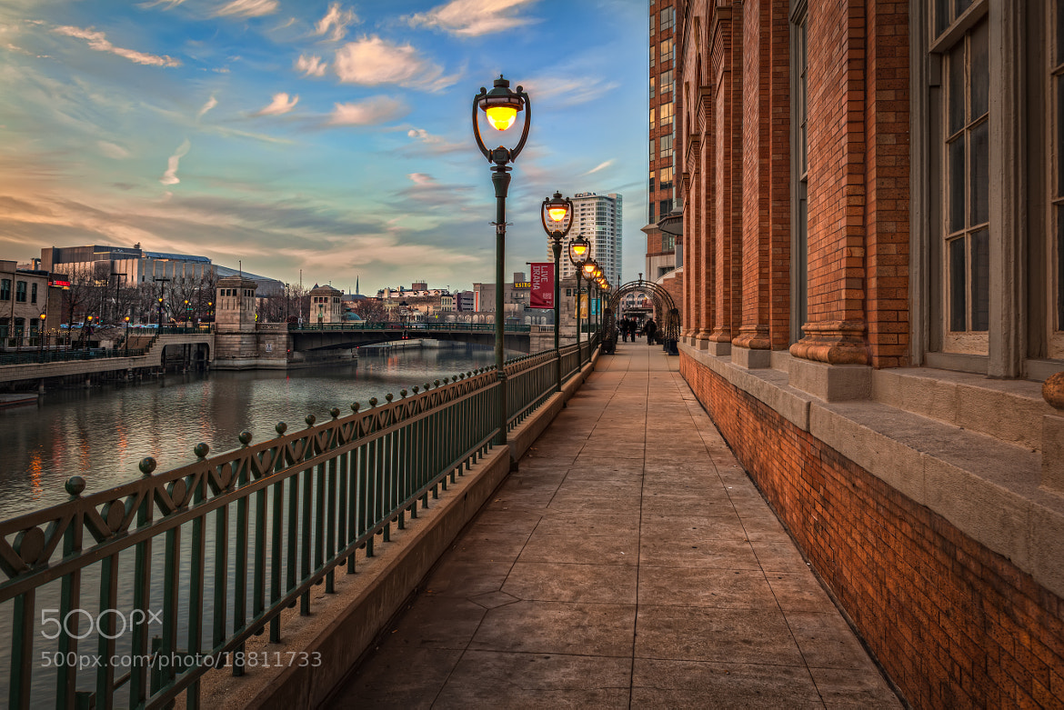 Photograph Along the riverwalk by Brian Behling on 500px