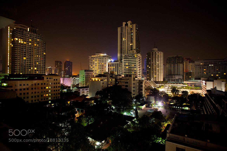 Photograph Bangkok by Anton Likhach on 500px