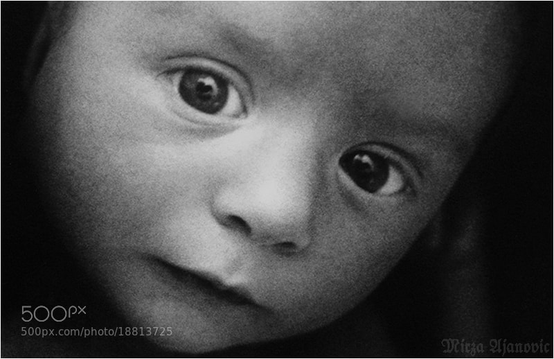 Photograph Born to See by Mirza Ajanovic on 500px
