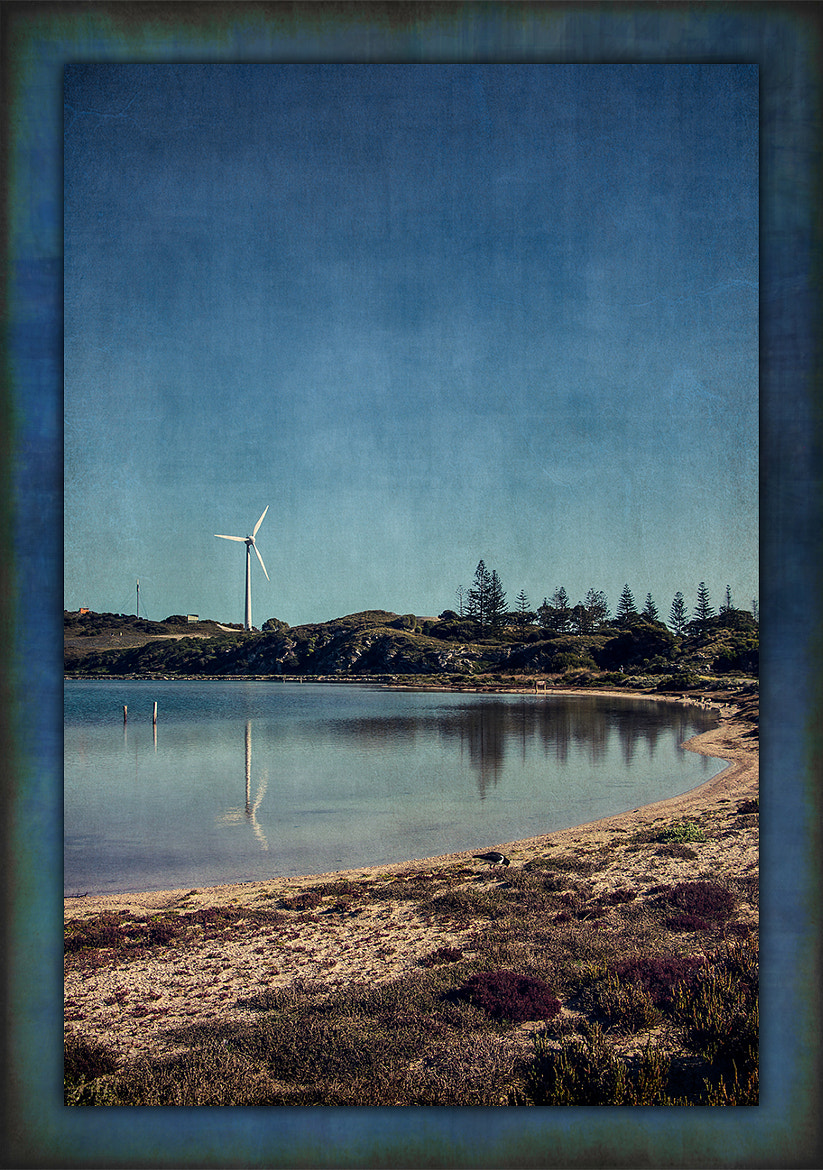 Photograph Windmill Reflection by Bianca K on 500px