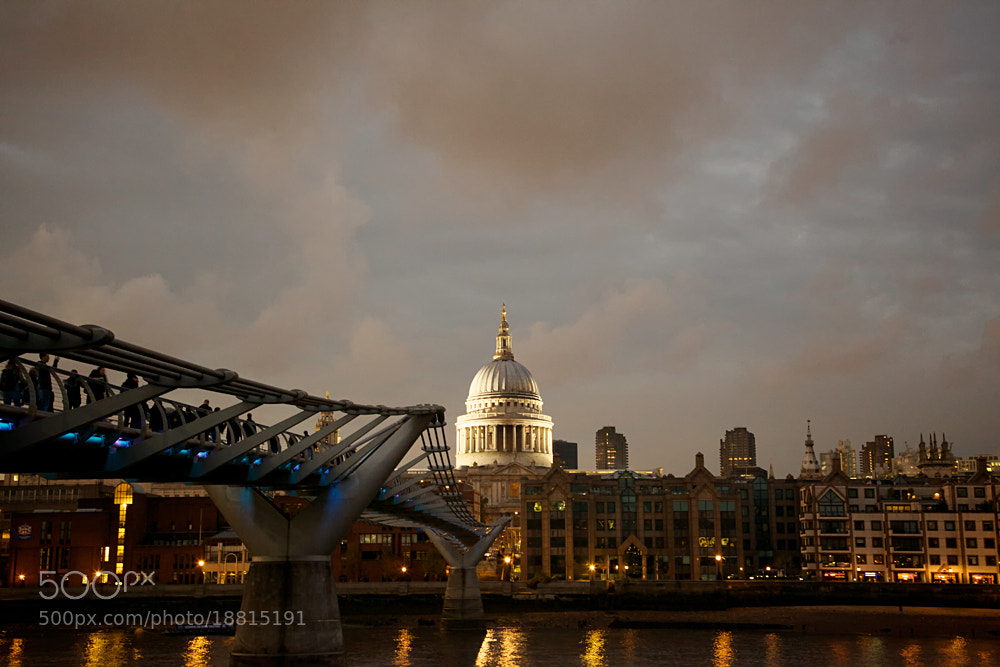 Photograph St Paul's Cathedral by Twill Media on 500px