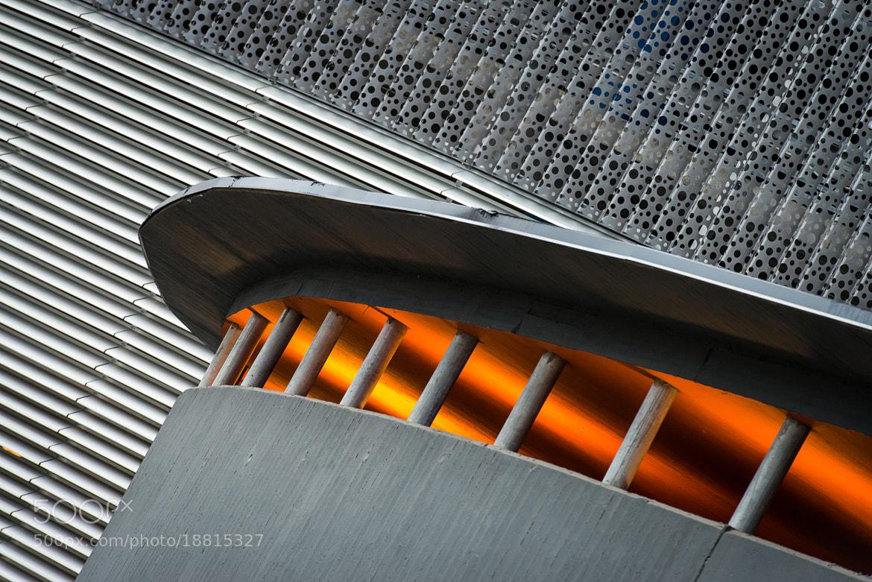 Photograph Orange Entry by Petri Damstén on 500px