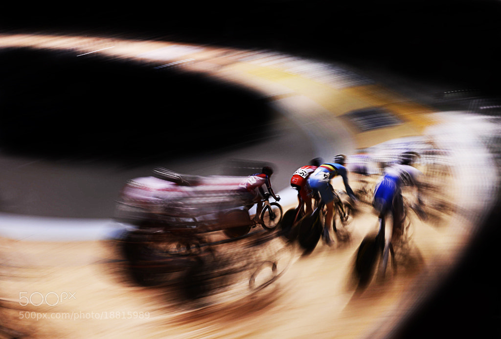 Photograph Bike Track by Peter Blakeman on 500px