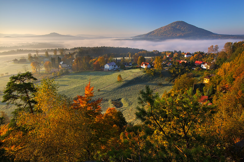 Photograph Autumn Morning by Martin Rak on 500px