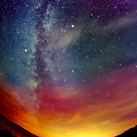 Colours of the night by Dariusz Lakomy (dararte)) on 500px.com
