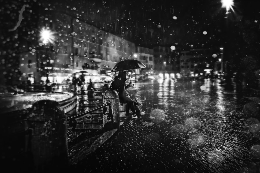 Rain by Massimiliano Mancini on 500px.com