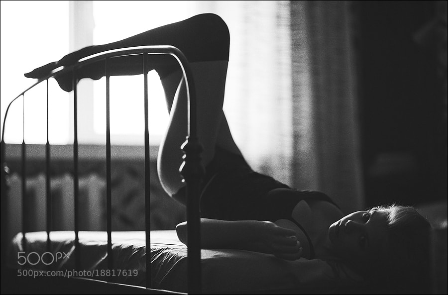 bedroom photo - tights by Suponov Timur