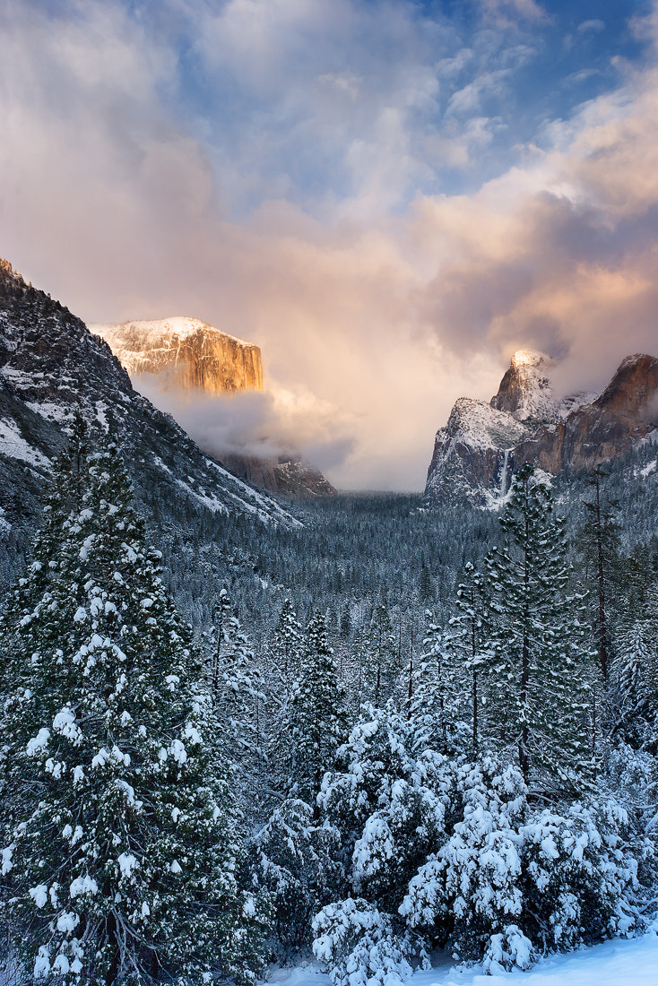 Photograph Tunnel View... by Jeremy Cram on 500px