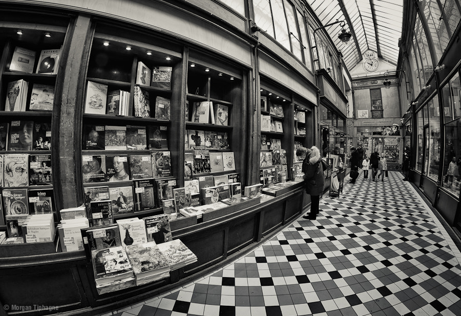 Photograph Bookshop by Morgan Tiphagne on 500px