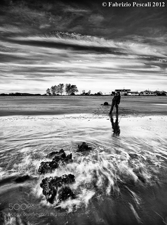 Photograph Shooting time - www.fabriziopescali.com by Fabrizio Pescali on 500px