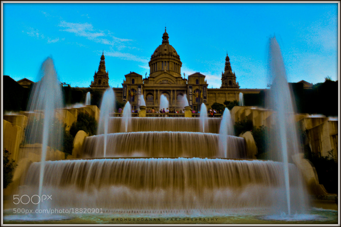 Photograph National Museum, Barcelona by Madhusudanan Parthasarathy on 500px
