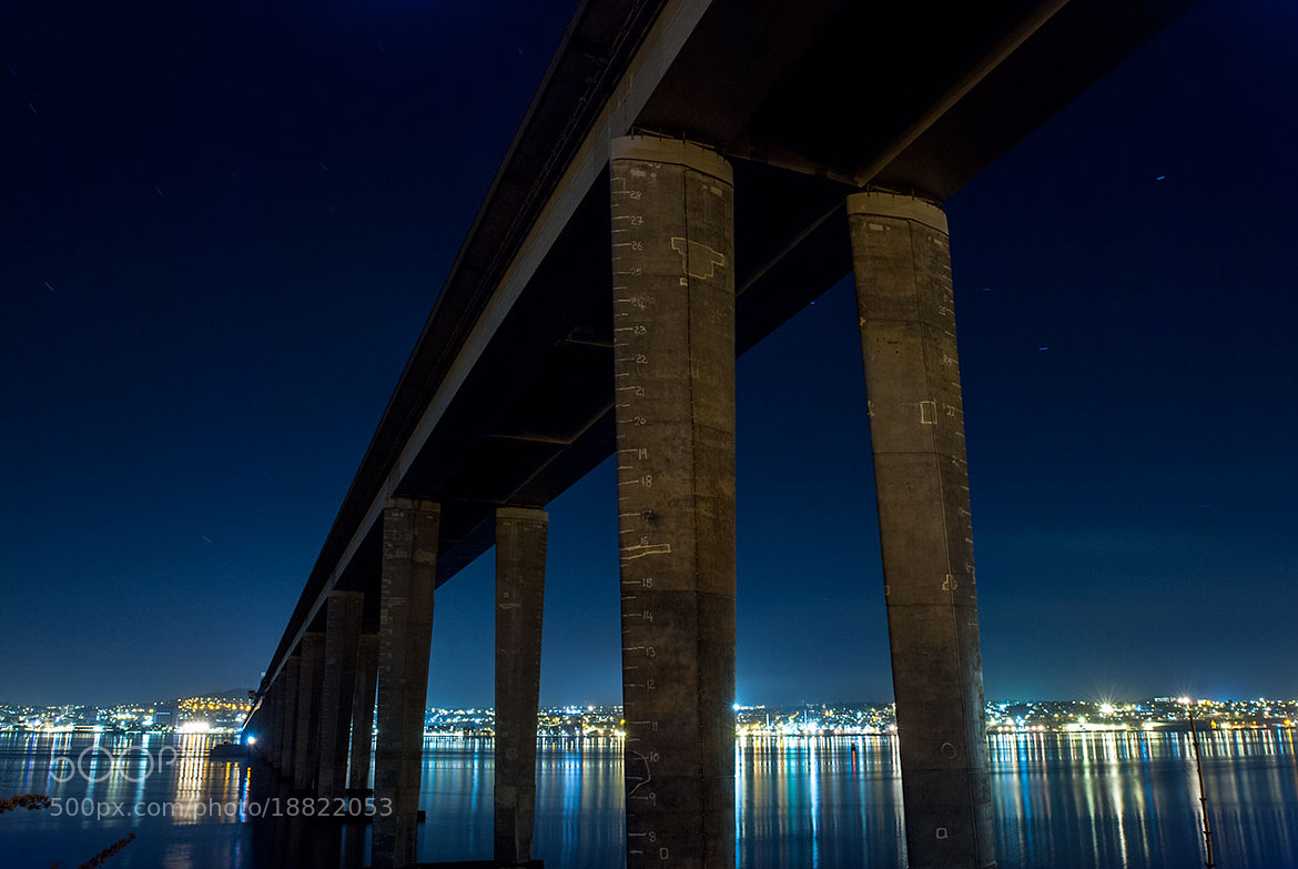 Photograph Towering Tay Bridge by Ian Potter on 500px