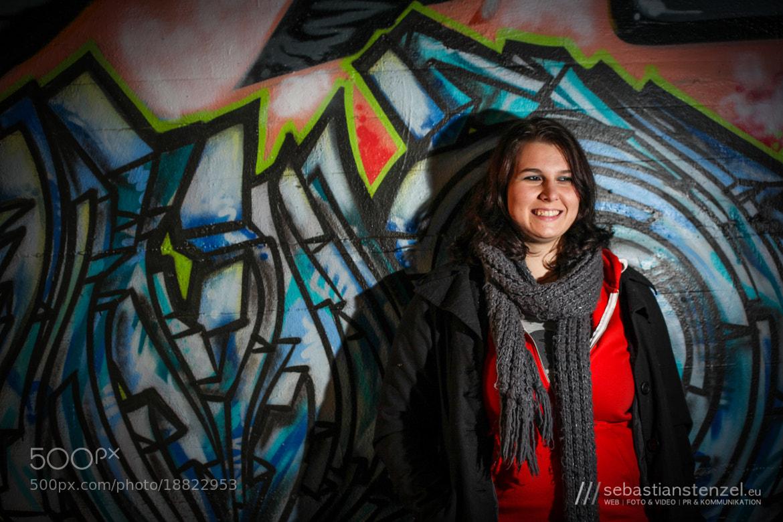 Photograph Svenja by Sebastian Stenzel on 500px