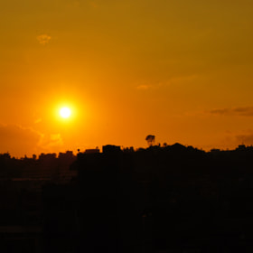 sun going down... by Afzal Khan (ak1981)) on 500px.com