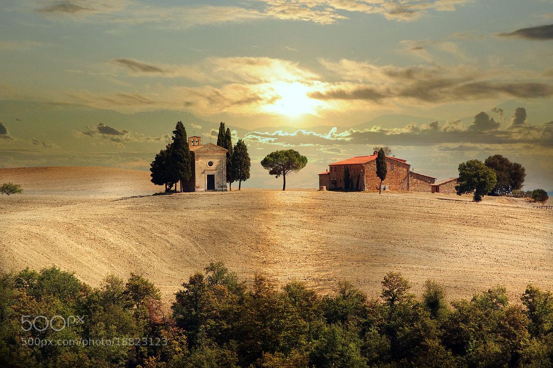 Photograph Paesaggio toscano by Stefano Crea on 500px