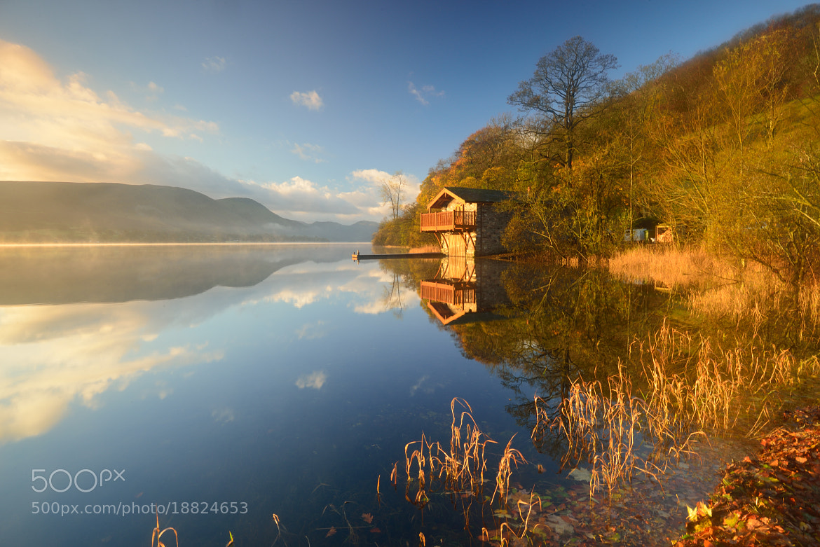 Photograph Golden dawn, Ullswater by Jon Sketchley on 500px