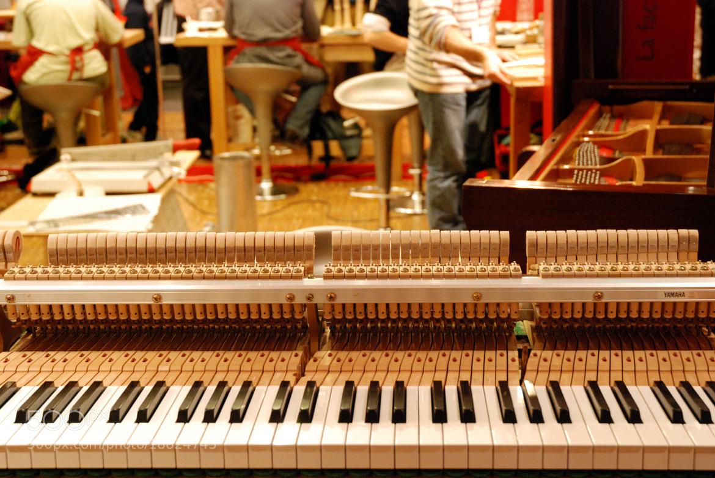 Photograph Clavier by Mahery Andrianaivoravelona on 500px