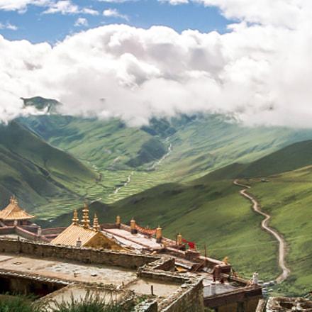 Ganden Monastery, Lhasa