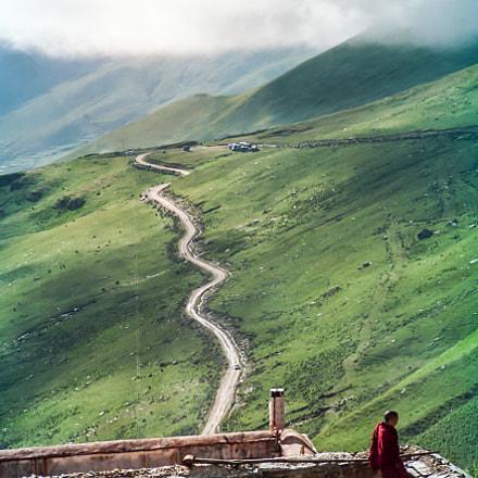 Ganden Monastery, Lhasa (film 1999)