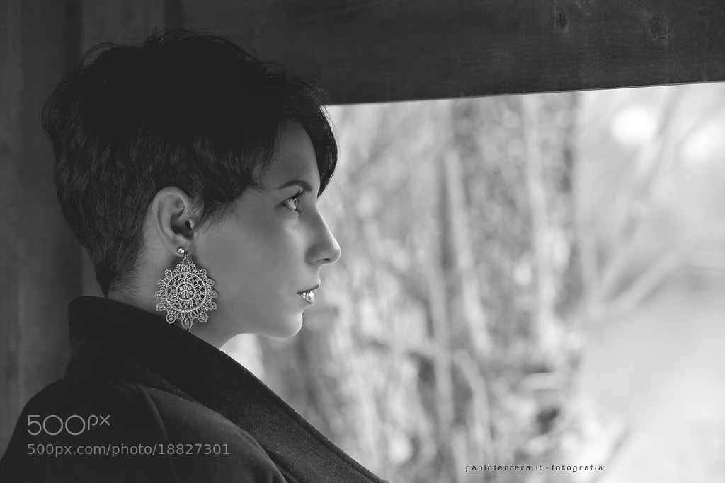Photograph Nadia by Paolo Ferrera on 500px