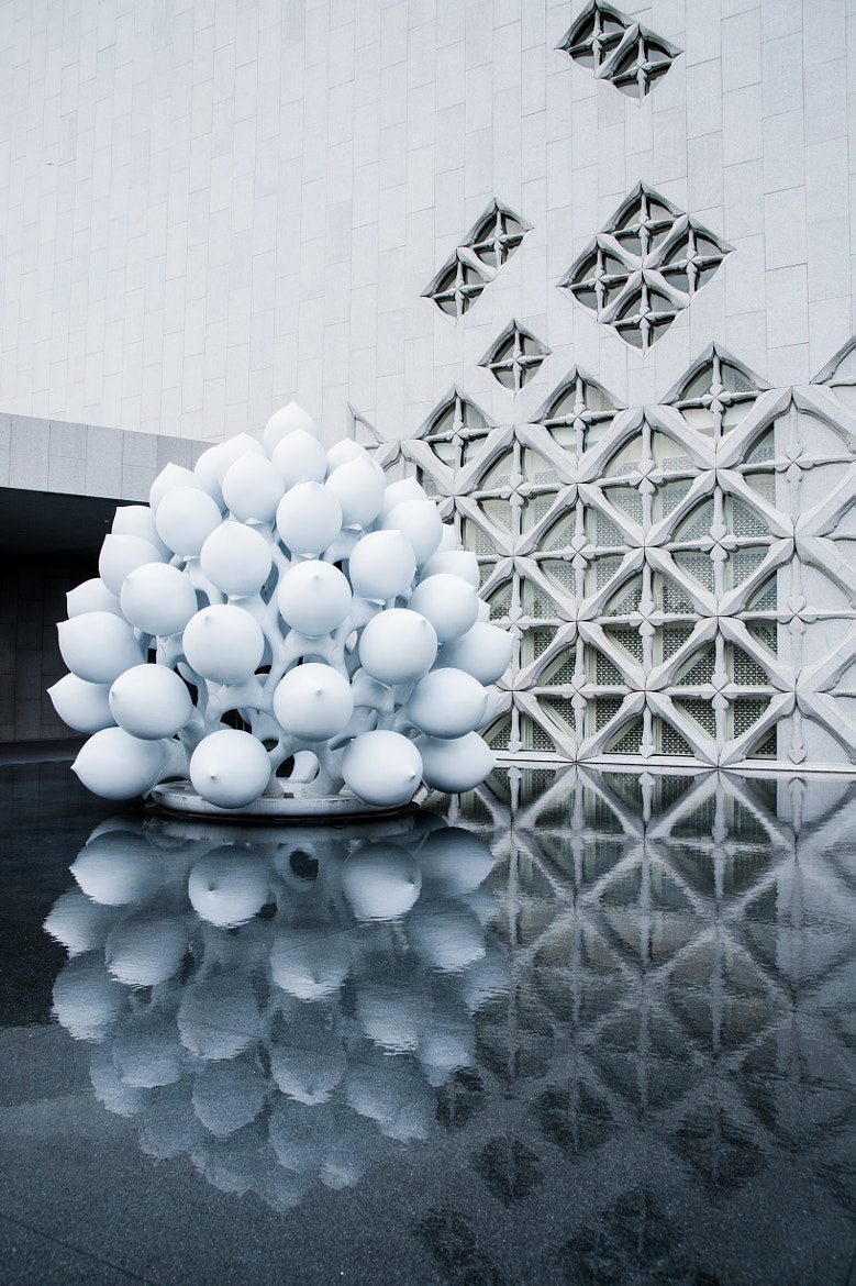 Photograph MOCA Museum of Contemporary Art by Kritsana Pinaphang on 500px