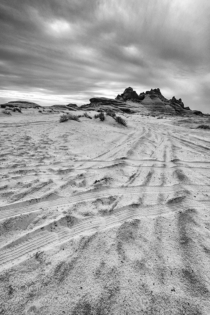 Photograph Desert Cloud by Abdullah Al-Okime on 500px