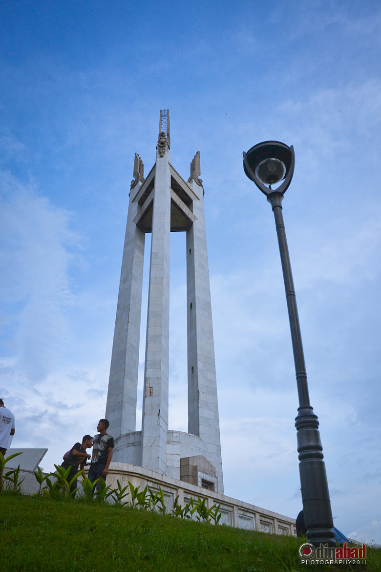 Photograph Quezon Memorial Monument  by Odin Abad on 500px