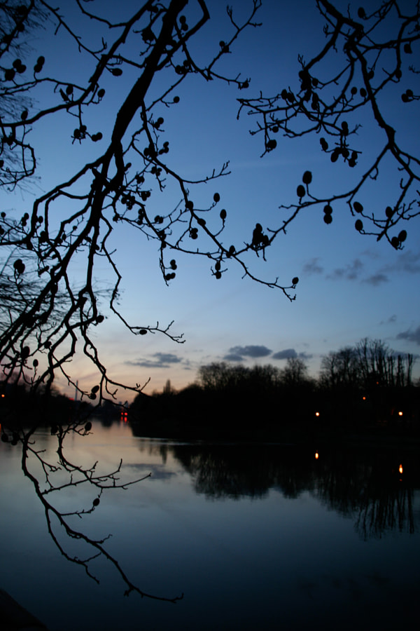 Soir sur Marne (Evening on the Marne)