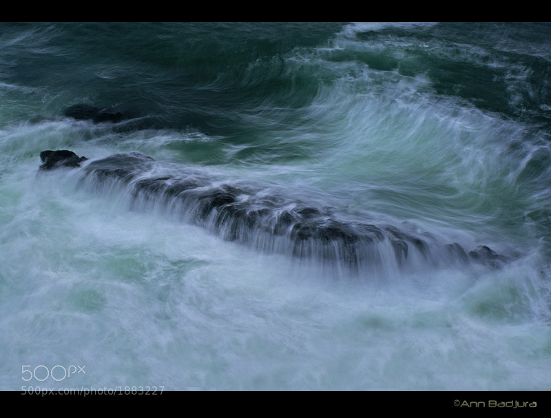 Photograph Water in (slow) motion by Ann Badjura on 500px