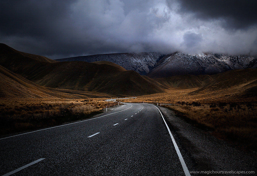 Photograph Desolate Beauty by Kah Kit Yoong on 500px