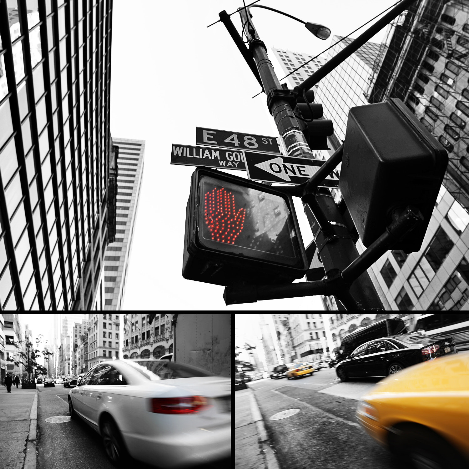 Photograph Street of New York by jake  on 500px
