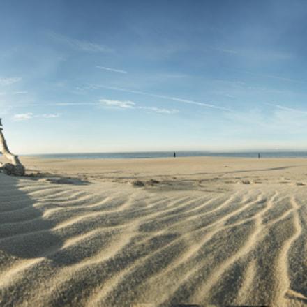Bordeaux spiaggia oceano atlantico