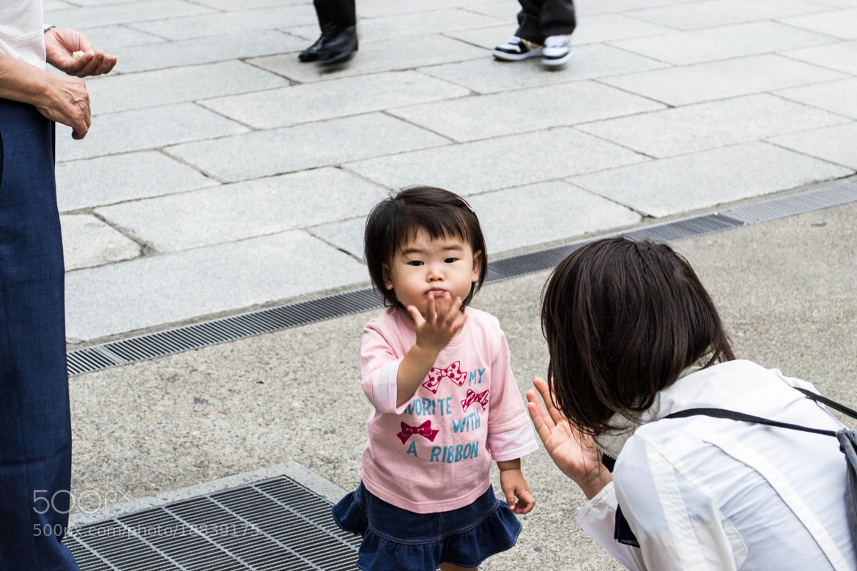 Photograph Boundless love/Asakusa love by Pietro De Luca on 500px
