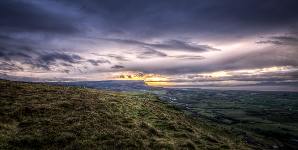 Photograph View from Benevenagh Mountain 1 by Sam Smallwoods on 500px