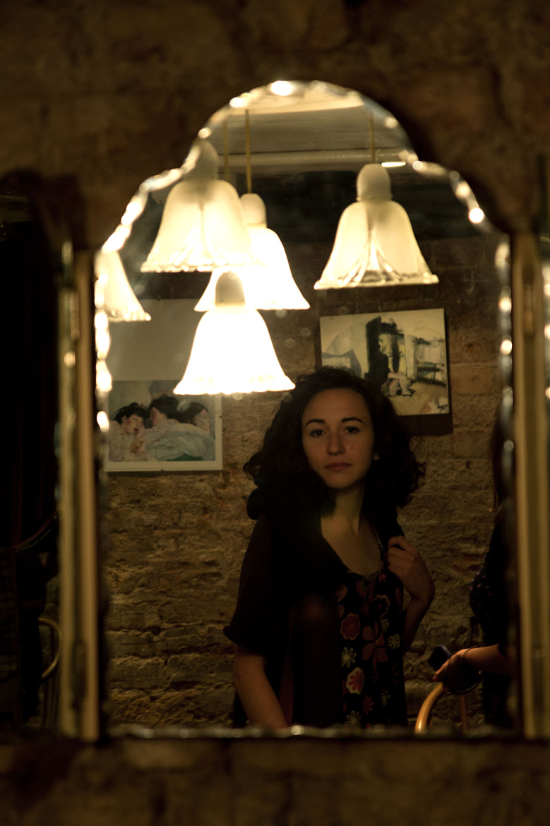 Photograph Eleonora at the mirror by Marianna Lembo on 500px