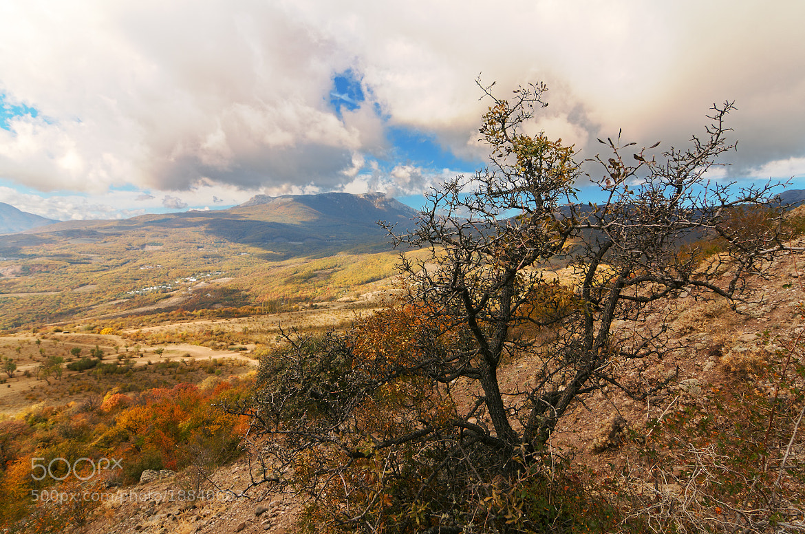 Photograph View of Chatir-Dag by Anton Averin on 500px