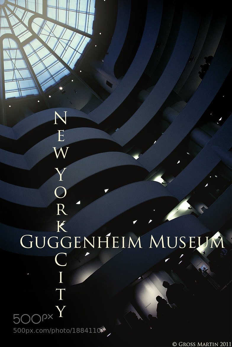 Photograph Guggenheim Museum New York City by Martin Gross on 500px