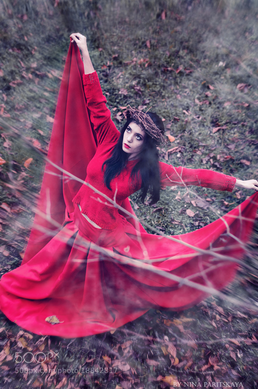 Photograph Ludmila by Nina Paritskaya on 500px