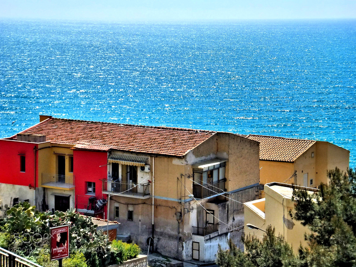 Photograph Blick über Sciacca  by editha sieben on 500px